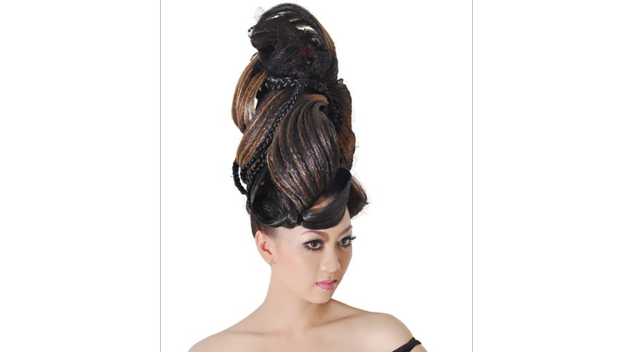 Mẫu tóc bối 3