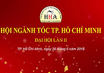 Đại hội Hội Ngành tóc TP Hồ Chí Minh